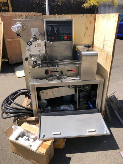 Rotary Pillow Packing Machine  1ph