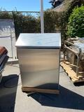 New In box Thyssepkrupp Stainless steel control box