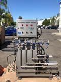 AFG Filling Systems Industrial Beer Barrel Washing Mashing  1ph