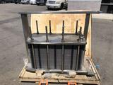 plate in frame heat exchanger  1ph