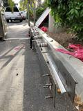 Conveyor Belt Frame  1ph