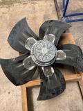 Fan motor 22in wide rm2