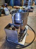 Groen Commercial Mixer Model T03/7-20 rm2