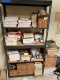 Shelf Full of NOS Neosid Ferrite Core Rings