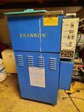 Branson 250-R-S Refrigerated Vapor Degreaser rm2
