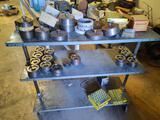 Cart & Contents, hardware, Honeywell Meter, Diamond Wheels, Miscellaneous rm2