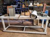 delta sander Bench & Contents powers on Hot Plate, Hardware rm2