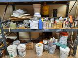 Shelf Contents, Fluid Material, Cutting & Grinding Fluid, Local Pickup Only