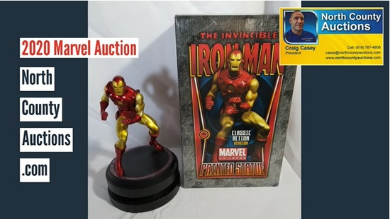 September 2020 Action Figure Auction