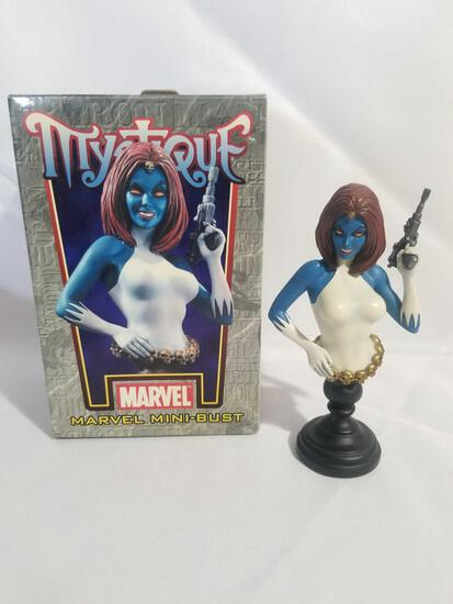 2005 Bowen Designs Marvel Mystique Limited Edition Bust