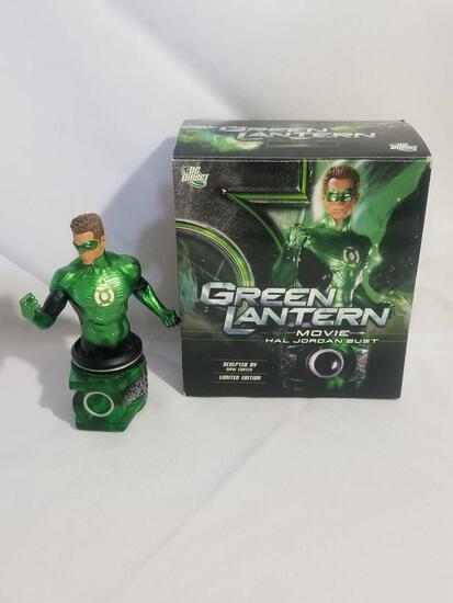 DC Green Lantern Hal Jordan Limited Edition Bust