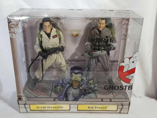 2011 Ghostbusters II Egon Ray Collectible Figures