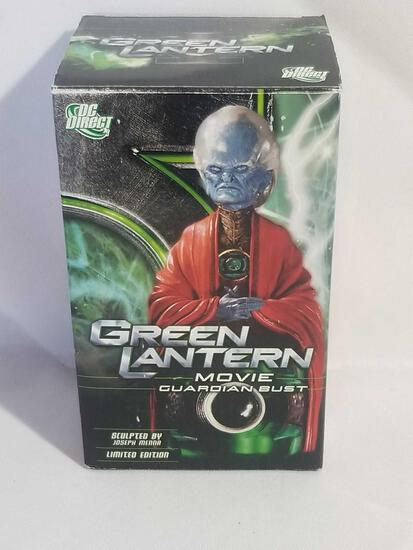 Green Lantern Guardian Bust Limited Edition