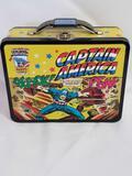 2010 Marvel Captain America Metal Lunchbox