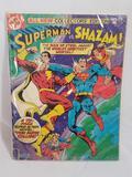 1984 DC Superman Vs. Shazam Collector Edition Comic