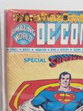 1975 Amazing World of DC Comics Special Superman Issue Comic
