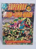 1978 DC Superboy C-55 Collector Edition Comic