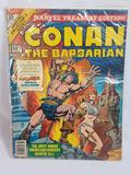 1977 Conan The Barbarian Special Collector Issue Comic