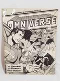 1977 Omniverse Superman Batman Comic #1