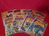 Vintage DC Comic Books 10 Units