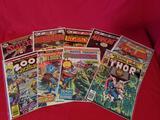 Vintage DC Marvel Comic Books Thor 2001 9 Units