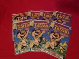 Marvel Tarzan 1977 Comics 7 Units