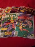 Vintage DC Comics Miracle Korak Tor 19 Units