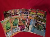 Vintage New DC Green Lantern Comic Books 11 Units
