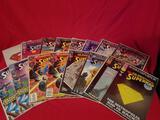 Vintage DC Superman Comic Books 16 Units