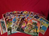 Vintage DC The New Teen Titans Comic Books 26 Units