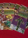 Vintage DC Green Lantern Comic Books 15 Units