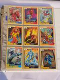 1991 Series 2 Marvel Cards In Pages