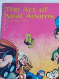 1975 Art of Neal Adams Volume 1 Magazine