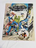 1977 Art of Neal Adams Volume 2 Magazine