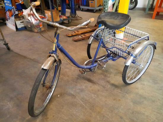 Sears Roebuck Vintage Tricycle