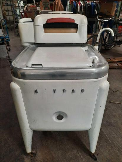 Maytag Antique Clothes Washer