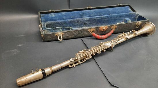 Vintage Pedler Hoosier Obo w/ Hard Case