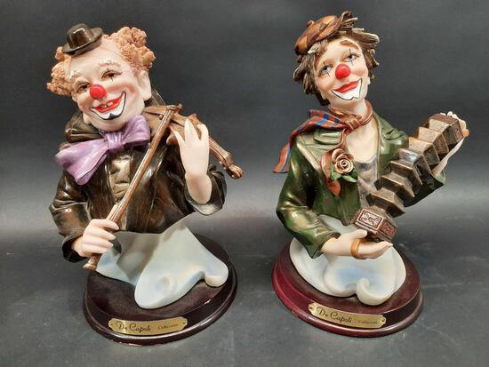 DeCapoli Musical Clown Collection 2 Units