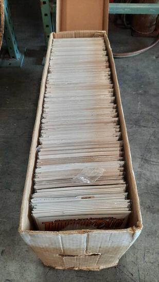 Long Box of Comic Books, Miscellaneous Estimated 250 Comics