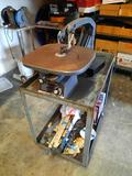 Vintage Sears Craftsman 20in Scroll Saw Contractor Series