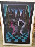 Keith Mallett Dancing In The Dark Litho 100 Units