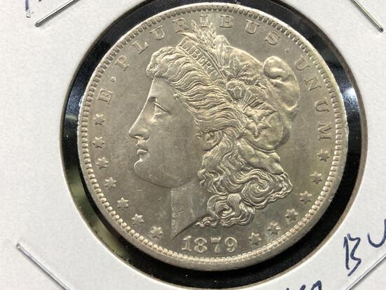 1879-O Morgan Silver Dollar Semi PL Rare Date