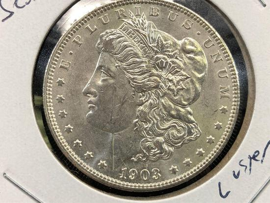 1903-P Morgan Silver Dollar Better Date