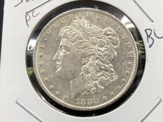 1880-O Morgan Silver Dollar Better Date