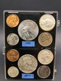 1963 90% Silver 10 Coin Mint Set