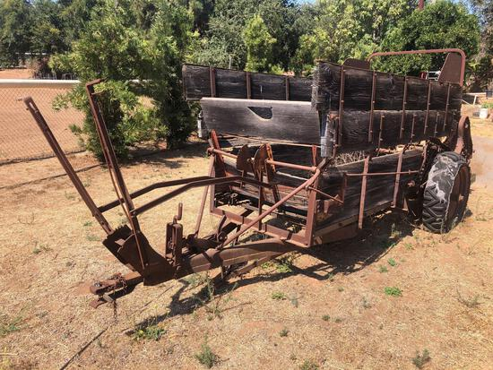 Antique Manure Spreader