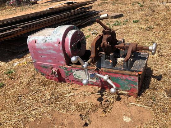 Old Machine Collins Machinery Corp.