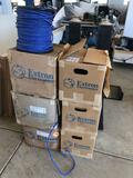 7 Units Wire Lot Spools Look new in box