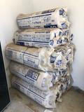 15 Bags Unfaced Fiberglass Batts Insulation