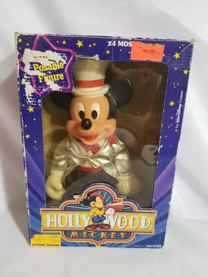 Vintage Hollywood Mickey Toy in Box